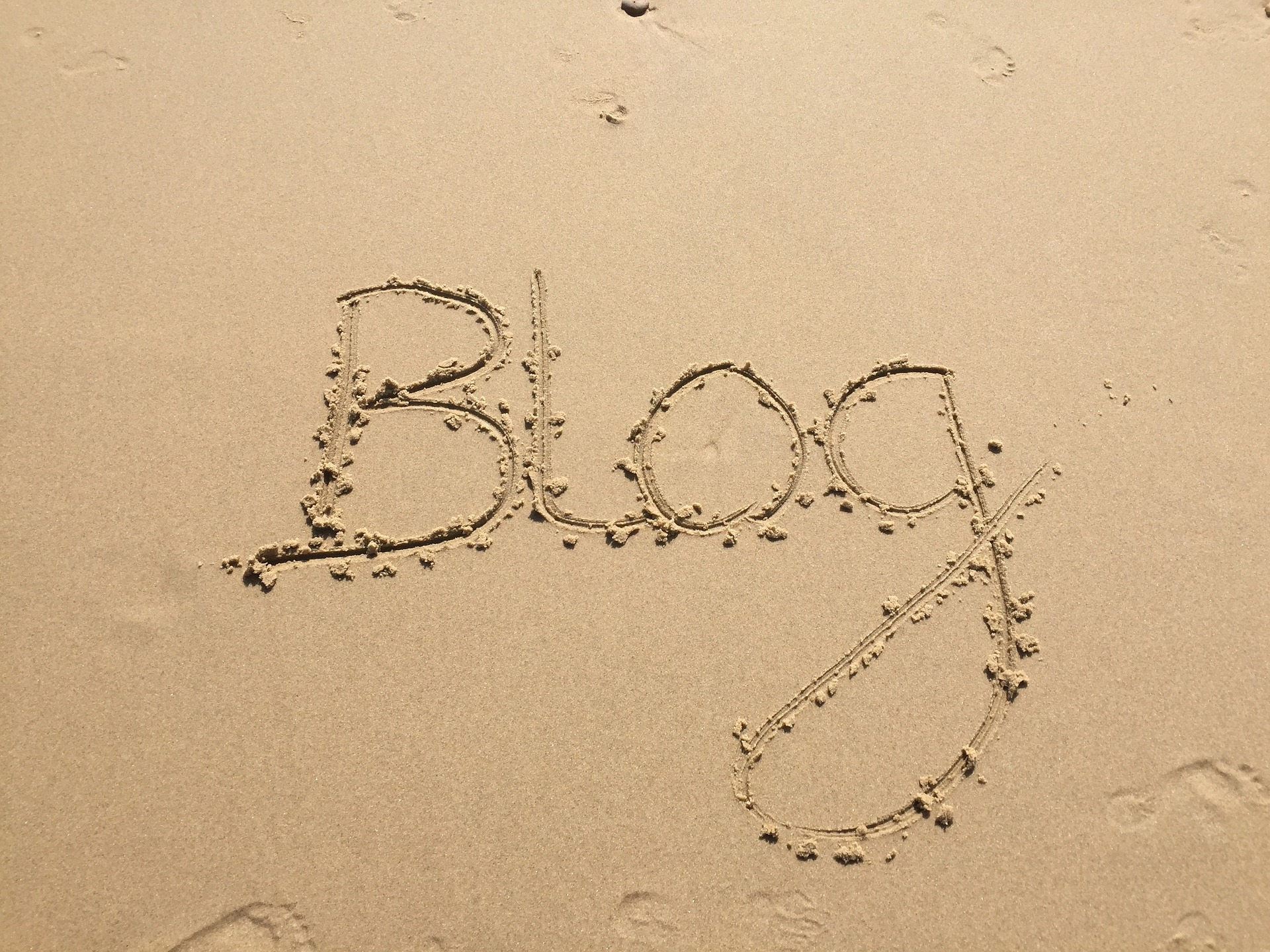 Redactar un blog