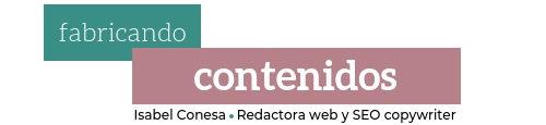 Redactora SEO freelance y copywriter web