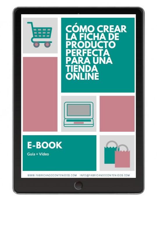Ebook crear ficha producto perfecta