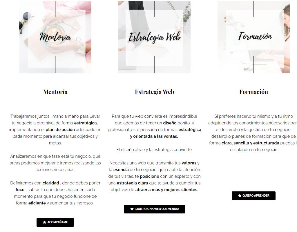 Cómo diseñar una página homepage